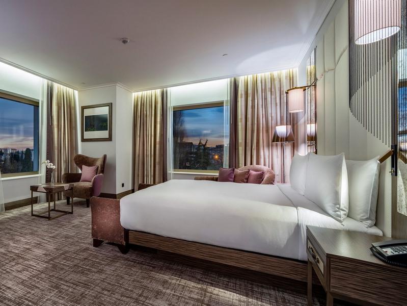 Hotel Hilton in Podgorica Montenegro  Globtour