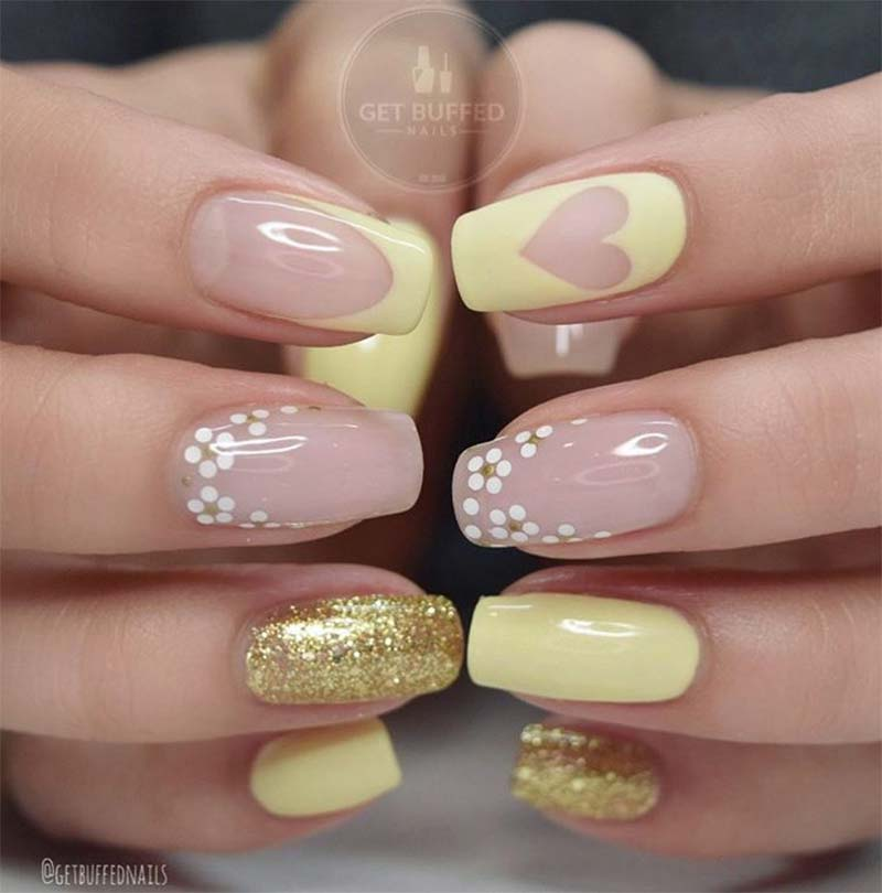 How to Do Acrylic Nails: 51 Cool Acrylic Nail Designs to