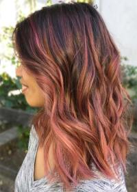 52 Charming Rose Gold Hair Colors: How to Get Rose Gold ...