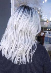 Silver Hair Trend: 51 Cool Grey Hair Colors & Tips for