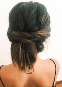 63 Creative Updos for Short Hair Perfect for Any Occasion ...