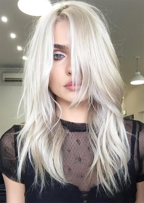 51 Medium Hairstyles  ShoulderLength Haircuts for Women in 2019  Glowsly