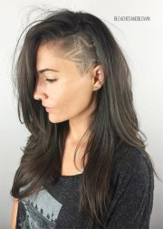 long undercut hairstyles