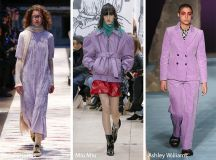 Fall/ Winter 2018-2019 Color Trends - Fall 2018 Runway ...