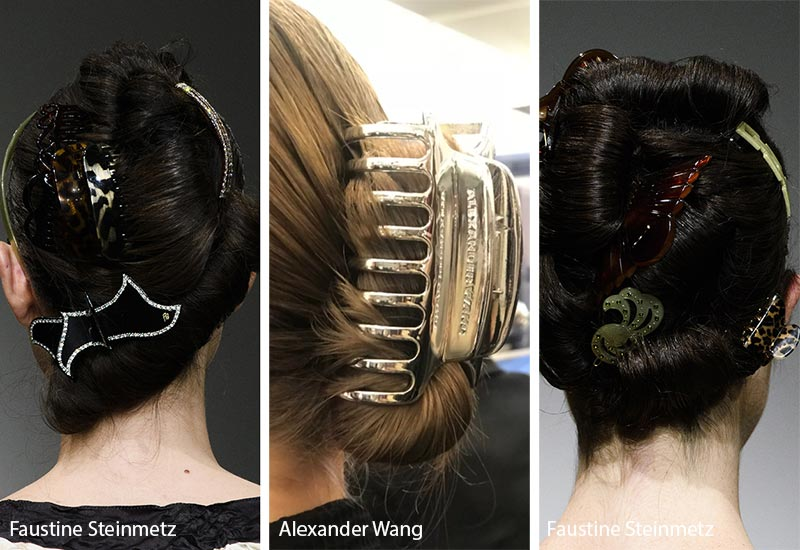 Fall Winter 2018 2019 Hair Accessory Trends Glowsly