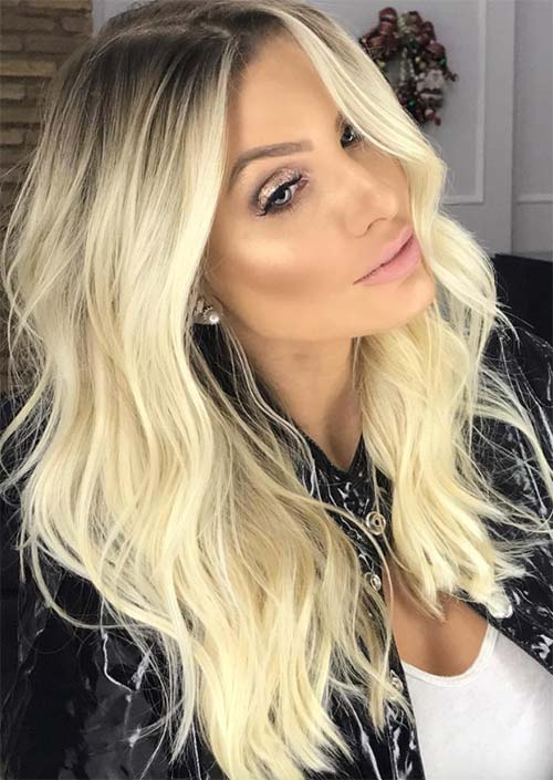 53 Brightest Spring Hair Colors Amp Trends For Women In 2019
