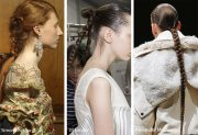 fall winter 2018-2019 hairstyle
