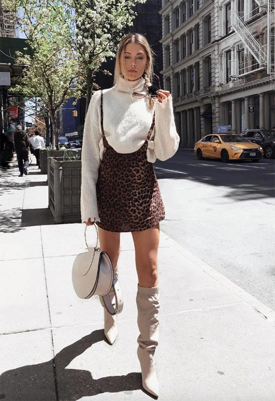Leopard Prints Outfits Ideas