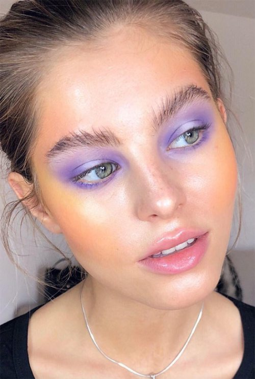 Image result for Lilac Eyeshadow