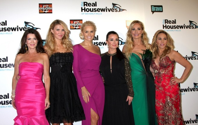 Lisa Vanderpump and Other 'Real Housewives' Share the Best Money Advice From Mom