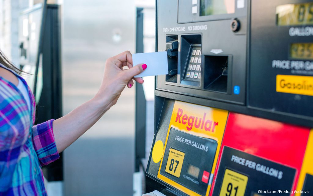 7 Ways To Protect Yourself From Credit Card Fraud At Gas