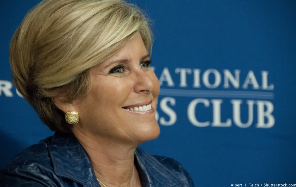 6 Things Suze Orman Says You Should Do With Your Money