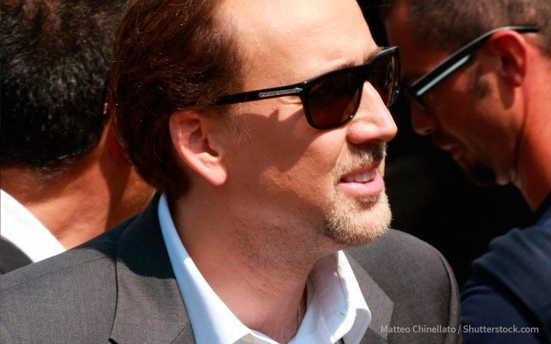 Nicholas Cage tax evasion