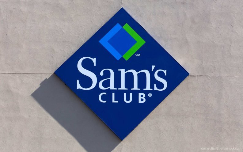 Sam's club gift card