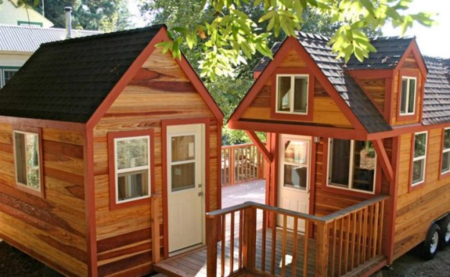 Cities With The Most Tiny Homes Gobankingrates