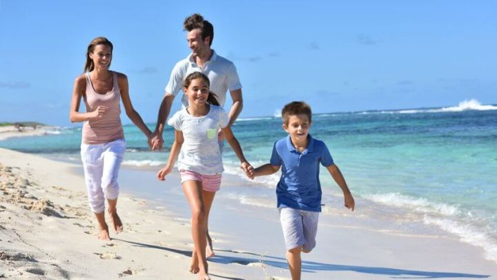Image result for picture of a family on a vacation
