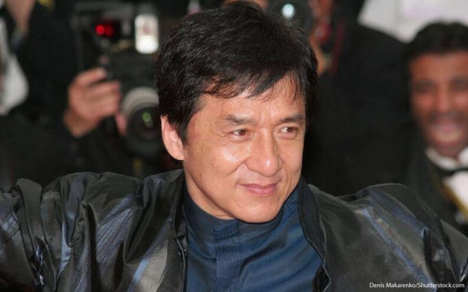 Jackie Chan kids