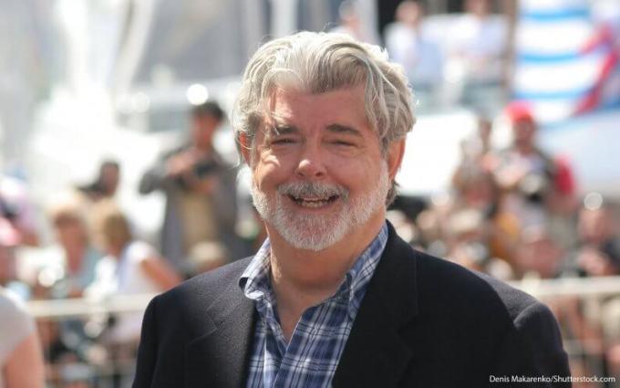 George Lucas kids