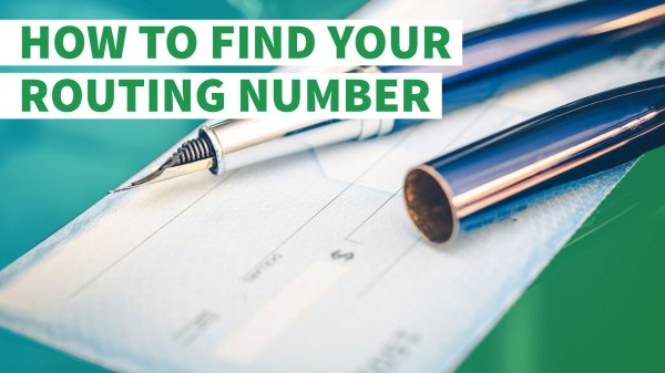 How to Find Your Bank Routing Number