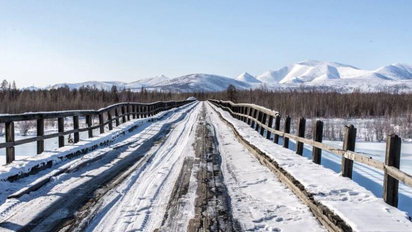 Oymyakon-Siberia