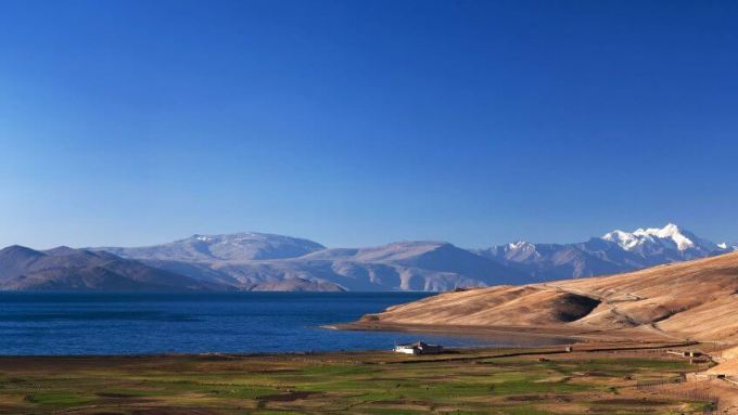 Changthan-Plateua-India