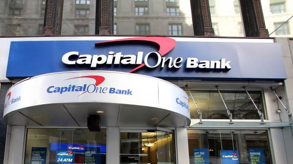 Capital One Bank Routing Number On Check