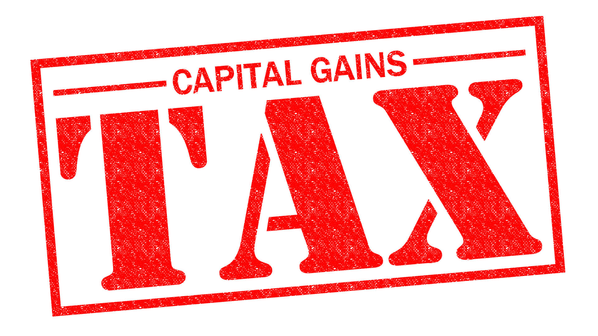 Capital Gains Tax Rates What You Need To Know In