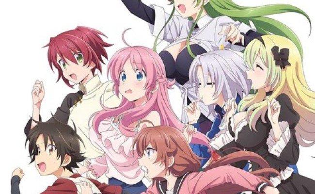 Seirei Gensouki Spirit Chronicles Folge 1 Ger Sub Anime