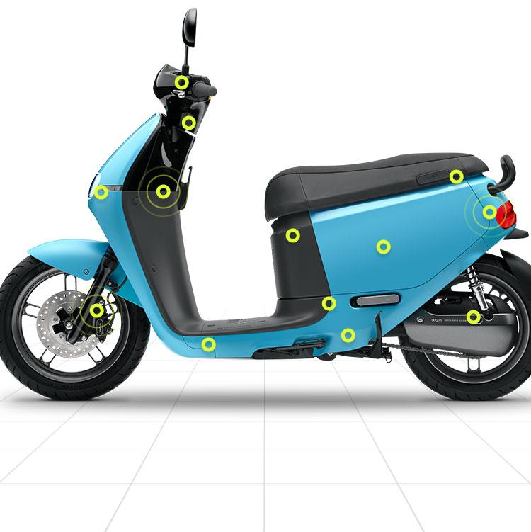 Gogoro 2-Series SmartScooter - Gogoro