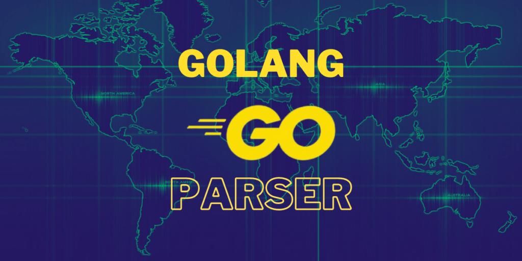 Golang Parser Package - GoLang Docs