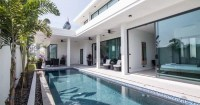 Ultra Modern Swimming Pool Villas