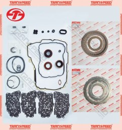 transmission master kit 6t40 t20400a rebuild kit fit for buick transpeed [ 1000 x 1000 Pixel ]