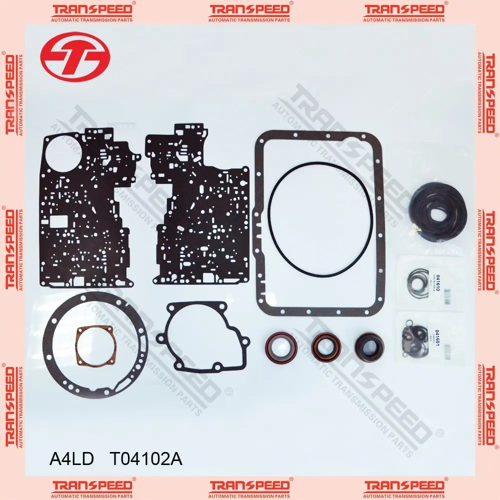 hight resolution of a4ld auto transmission overhaul seal kit t04102a repair auto parts