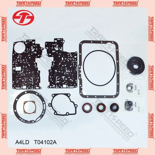 small resolution of a4ld auto transmission overhaul seal kit t04102a repair auto parts