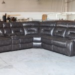 China Discount Price 5 Seater Fabric Recliner Sofas Modern Black Leather Recliner Sectional Funiture Sofa Home Living Room Chuan Yang Factory And Manufacturers Chuan Yang
