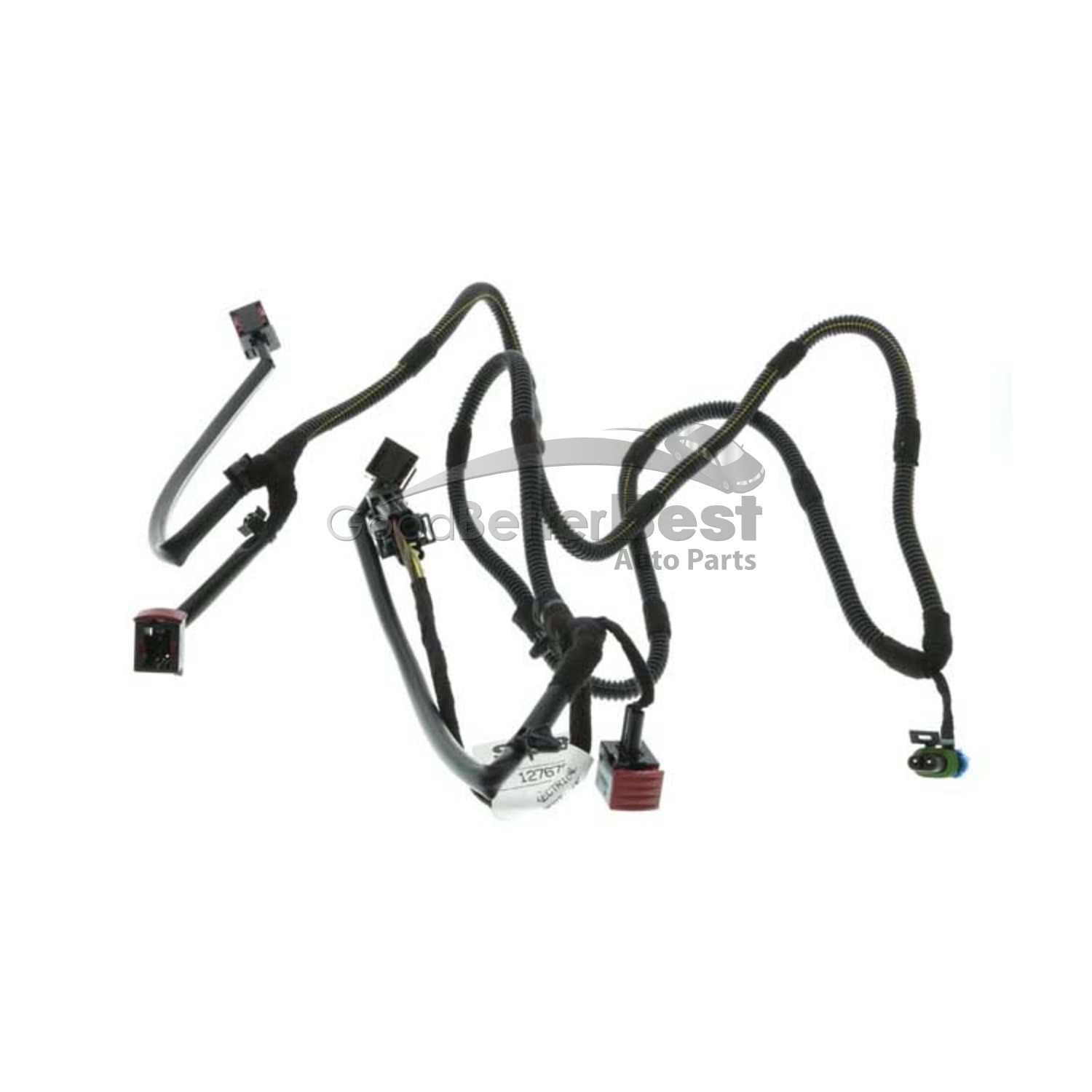 One New Genuine Fog / Driving Light Wiring Harness Lower