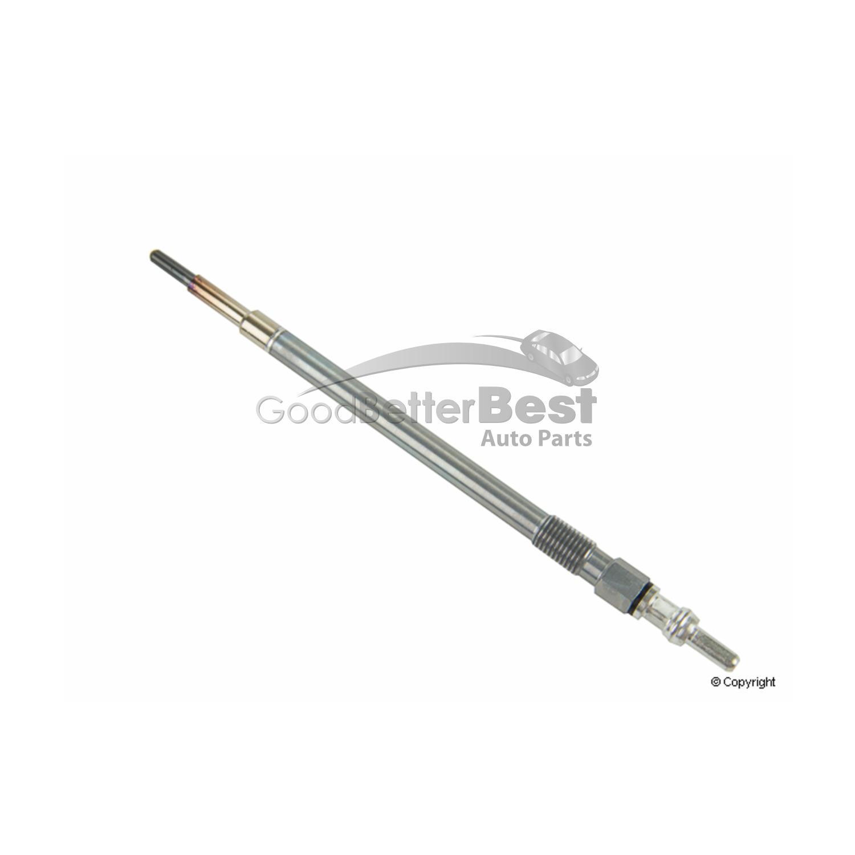 One New Genuine Diesel Glow Plug 0011596601 for Mercedes