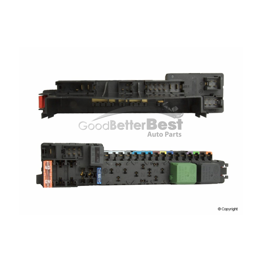 medium resolution of new oe supplier fuse box front right 0035454701 mercedes mb