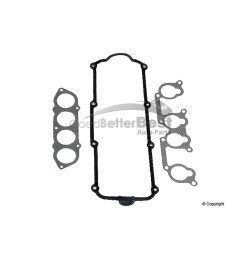 details about new crp engine valve cover gasket set 06a198025 volkswagen vw beetle golf jetta [ 1500 x 1500 Pixel ]