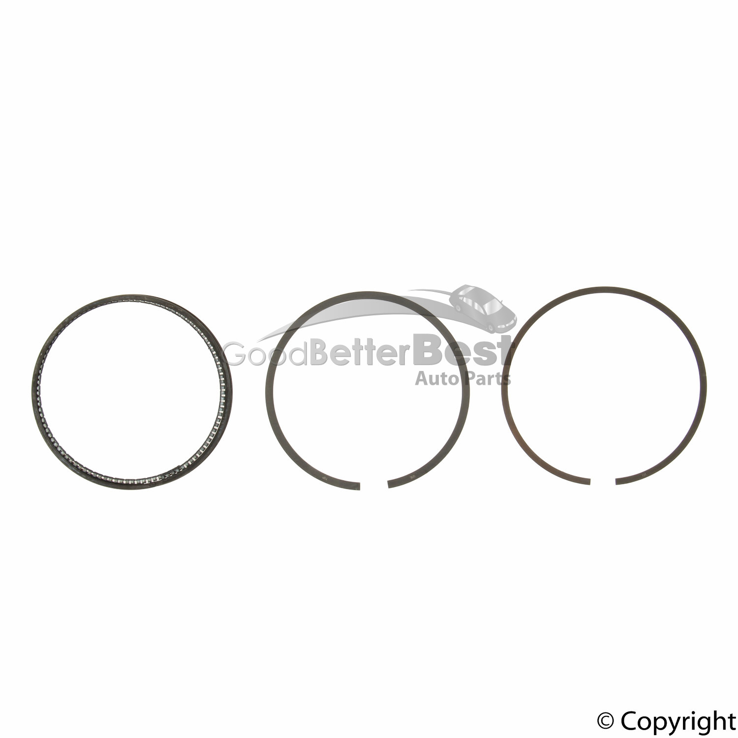New Goetze Engine Piston Ring Set 0843120000 94810393101
