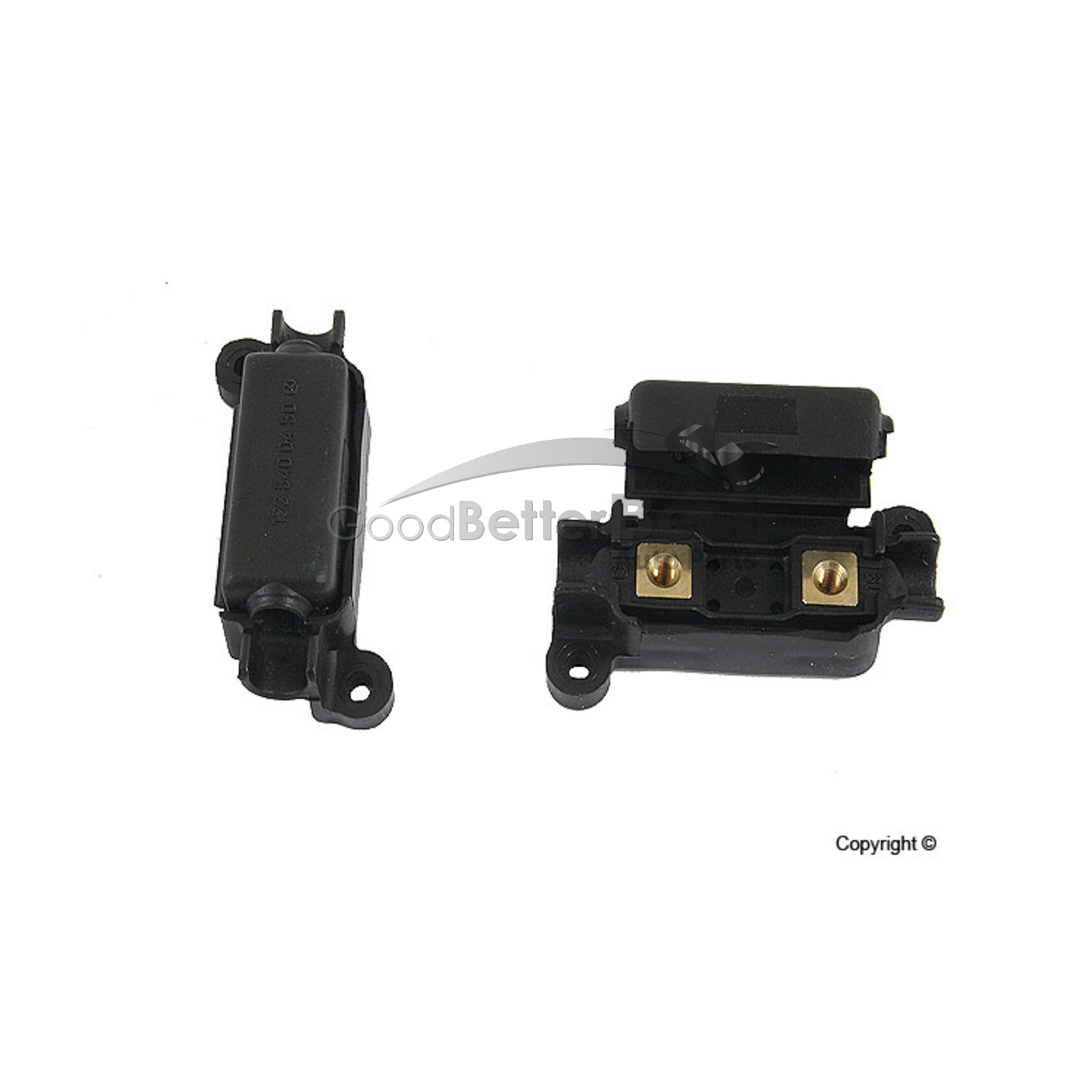 hight resolution of details about one new genuine fuse box 1235400450 for mercedes mb