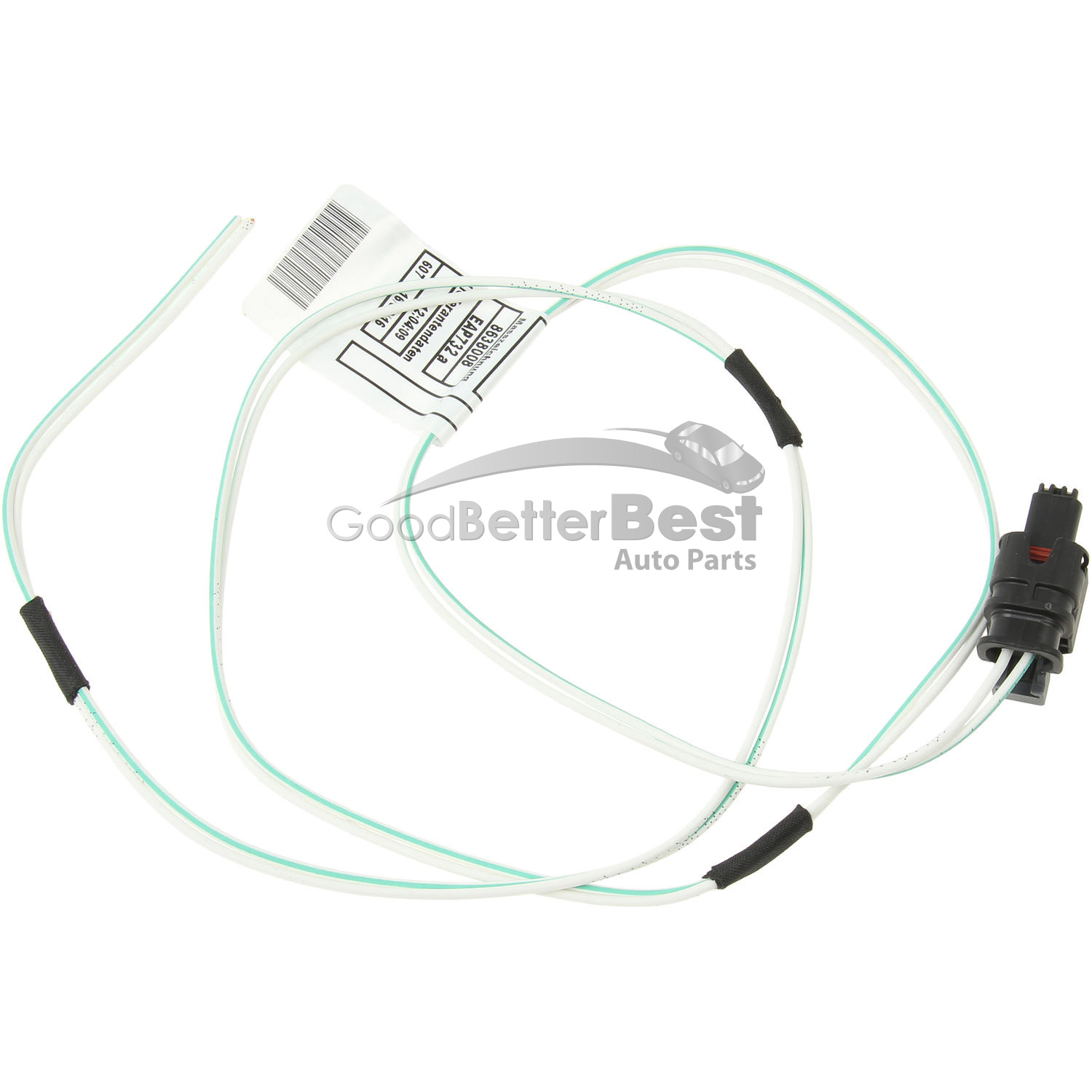 New Genuine Fuel Pump Wiring Harness For Bmw