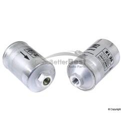details about new mahle fuel filter kl25 13321262324 for audi porsche volkswagen vw [ 1500 x 1500 Pixel ]