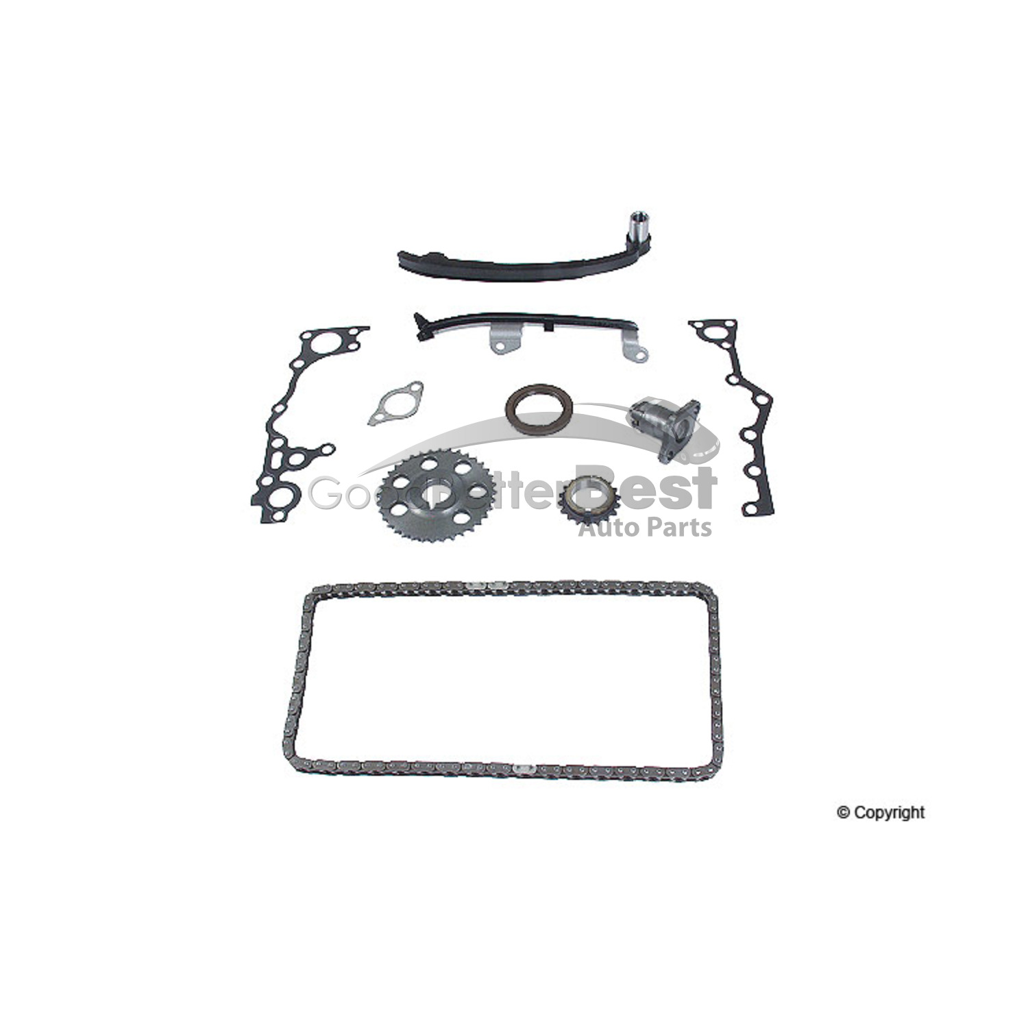 New Osk Engine Timing Set To18k For Toyota