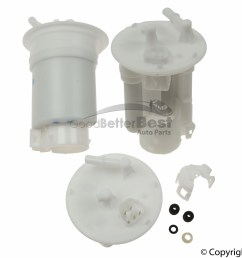 details about one new genuine fuel filter 16010sdcl00 for honda accord [ 1500 x 1500 Pixel ]