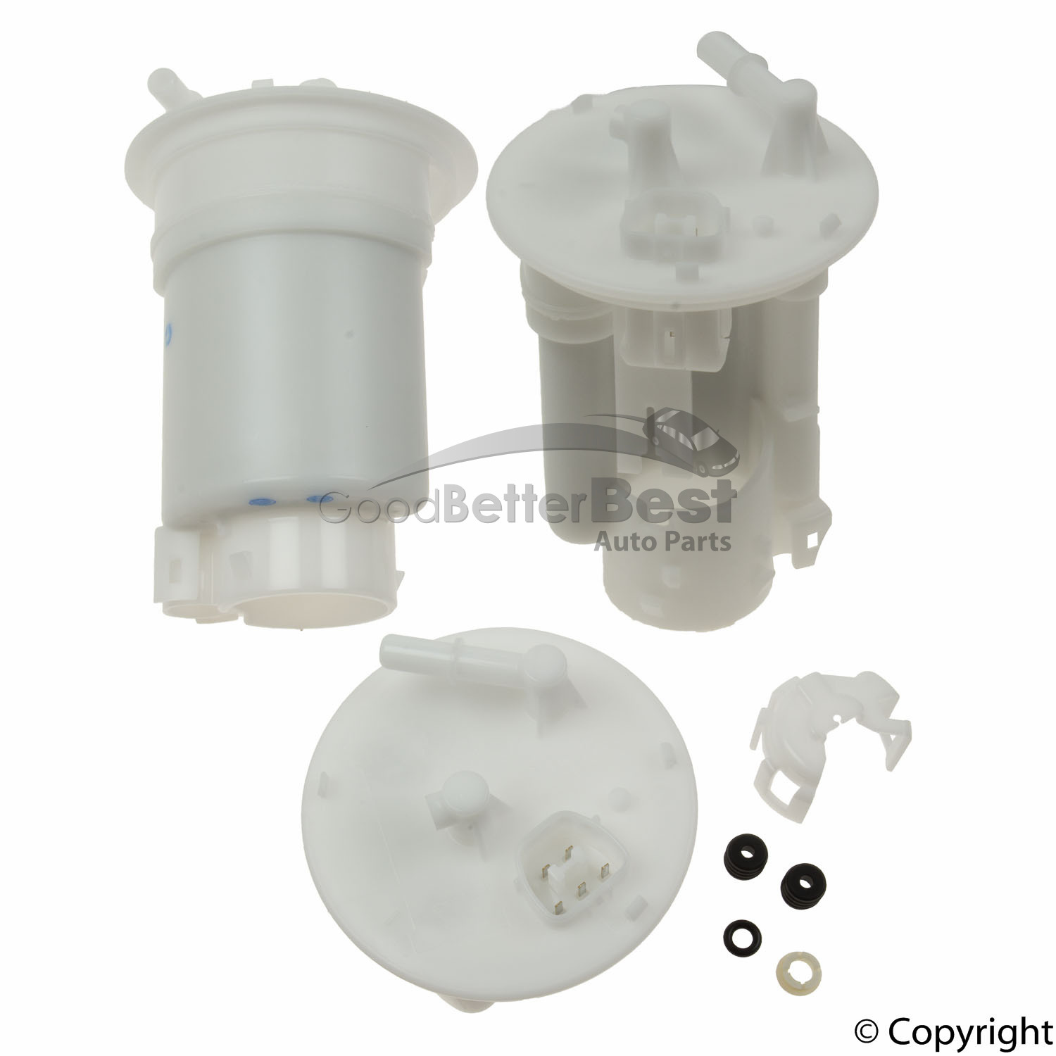 hight resolution of details about one new genuine fuel filter 16010sdcl00 for honda accord