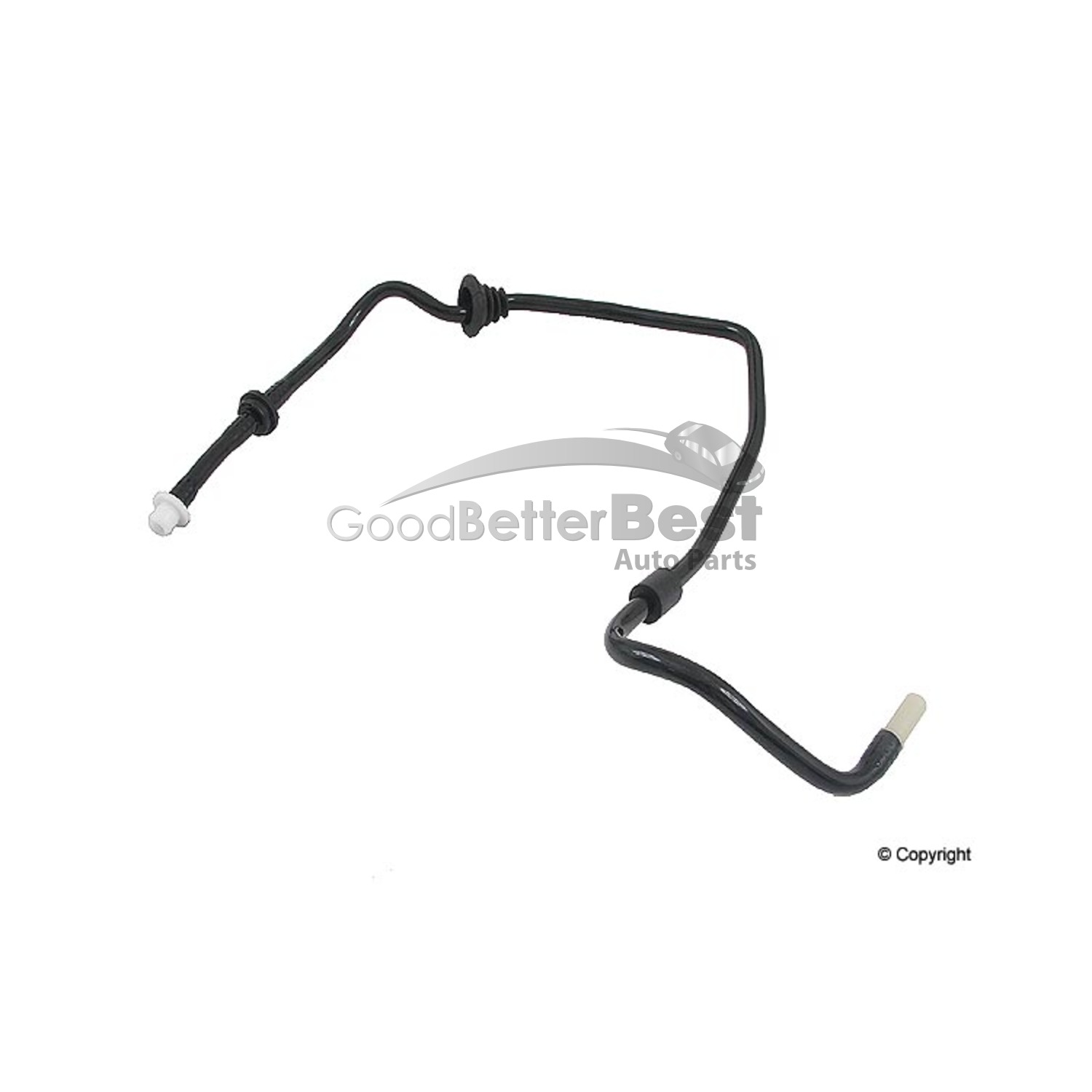 One New Genuine Power Brake Booster Line 2104303229 for