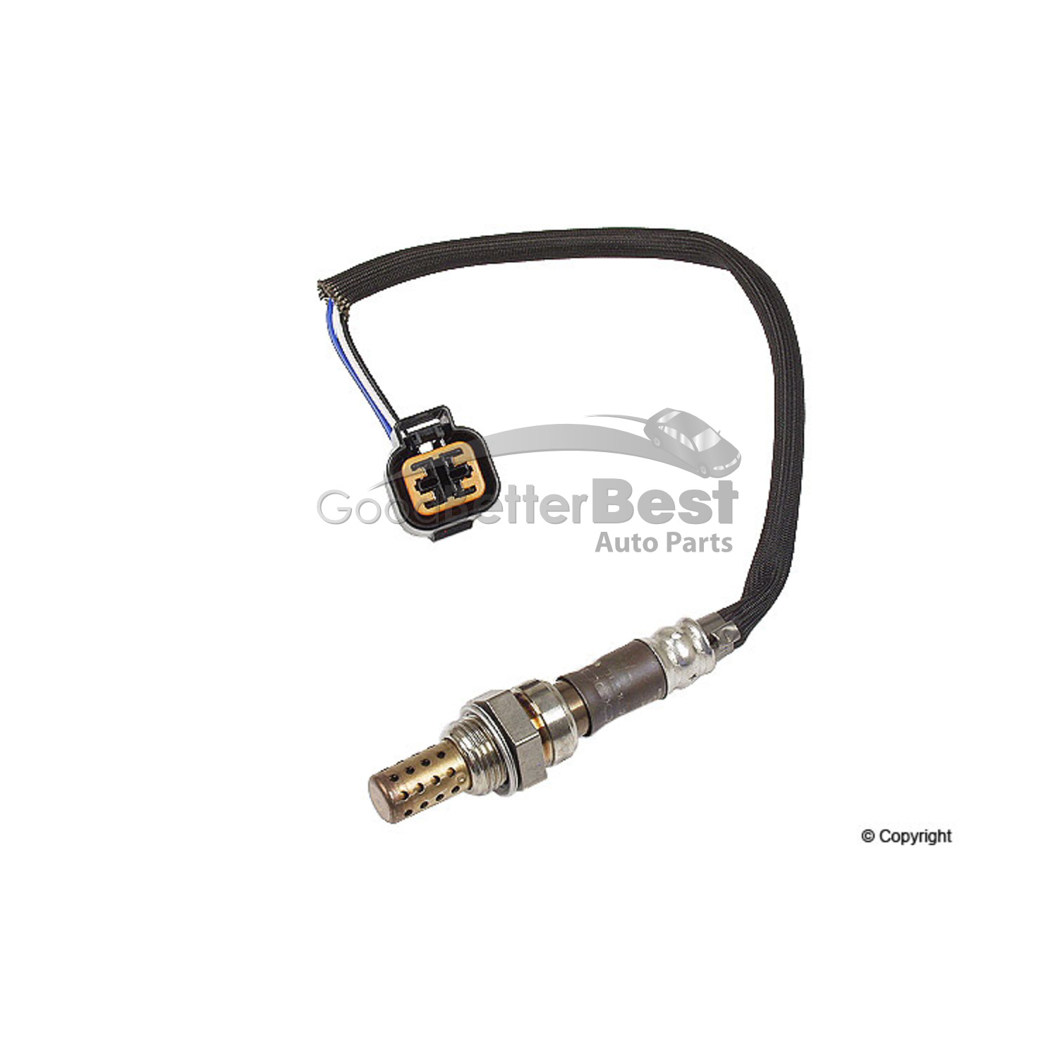 New Ntk Oxygen Sensor Rear For Hyundai Kia