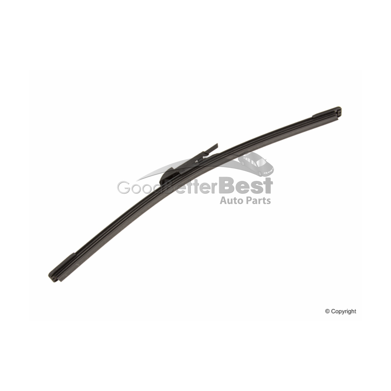 One New Bosch Windshield Wiper Blade Rear For