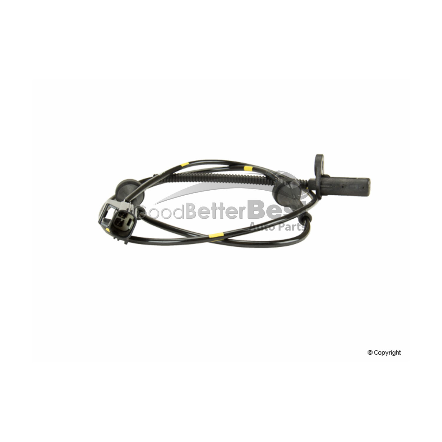 One New Ate Abs Wheel Speed Sensor Front Right